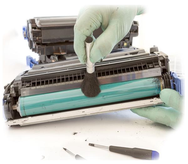 Как сделать профилактику принтеру hp