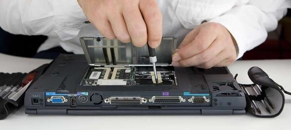 Распространенные проблемы в работе ноутбуков