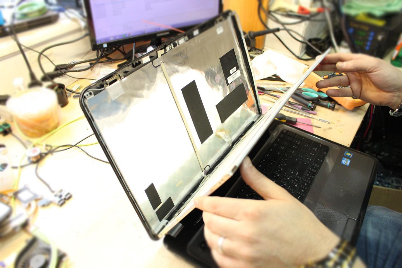 Ремонт или замена матрицы в ноутбуке? Разбираемся в процессах