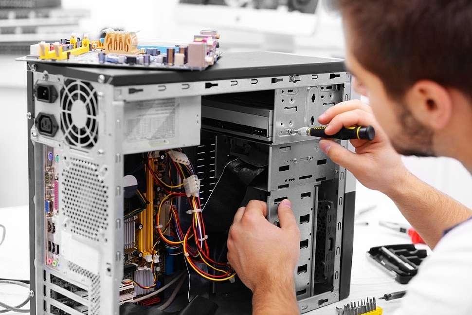 Что включают в себя услуги по обслуживанию и ремонту компьютерной техники?