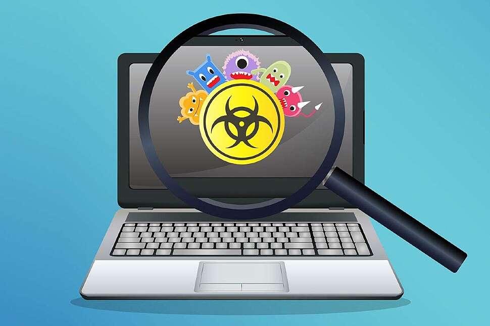Вирусные угрозы для компьютеров и ноутбуков – как их определить?